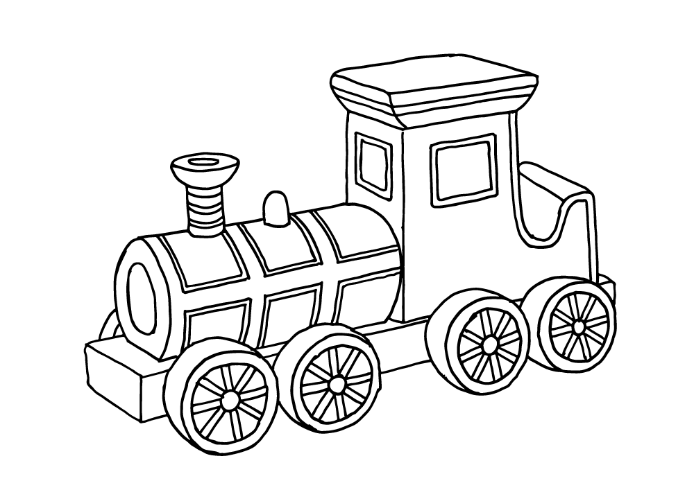 Vilciens no skolas